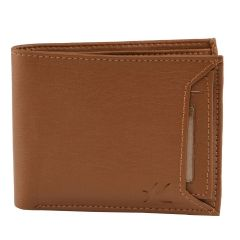 Winsome Deal Trendy, Tan Fashionable New Look, Casual Artificial Leather Wallet Prime for Men's