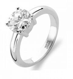 Jewelzon Sterling Silver | Rhodium Plated | BIS Hallmark Certified Plated with Rhodium