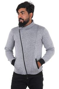 Fashion Gallery Jackets for Men Stylish|Stand Collar Sweatshirts for Men|Full Sleeve Jackets