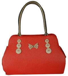 VSK Women's Handbag Unique Style Unique Design - Red