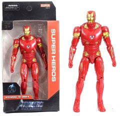 Avengers Toys Set - Age of Ultron Superhero Collection, Kids Infinity war Collection