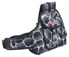 Kidsafe 2 Wheeler Child Safety Belt (Cool Grey Black)
