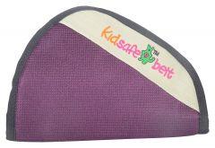 Kidsafe Seat Belt Adjuster (3 Maroon)