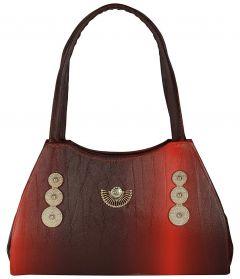 VSK Women's Handbag - Multi Colored