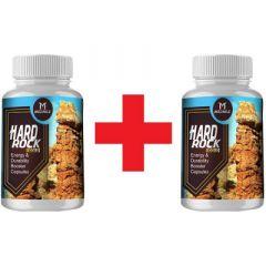 MEDNILE Hard Rock Gold Energy & Durability Booster Capsule (60 Caps) (Buy 1 Get 1 Free)