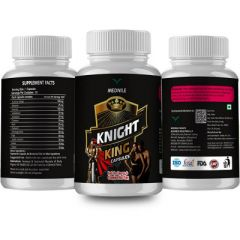 MEDNILE Knight King Energy & Durability Booster Capsule (60 Caps) (Buy 2 Get 1 Free)