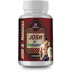 MEDNILE Josh-E-Mardana Energy & Durability Booster Capsule (60 Caps) (Pack of 1)