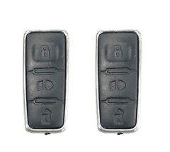 Shri Krishna Enterprises Remote keypad Suitable For Tata Safari Dicor Model With 3 Button flip Key (Pack of 2)