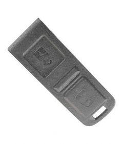 Shri Krishna Enterprises Ruber keypad Suitable For Manza/Vista/Indigo/Indica With 2 Button Remote Key Shell (Pack of 1)