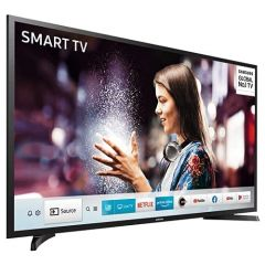 Destine 43 inch Smart Framele SS LED TV Android Smart With 2 HDMI & 2 USB Port For Home & Office (Black)