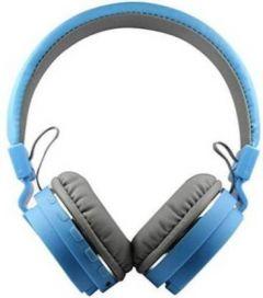 High-Quality Material Bluetooth KK_ SH 12 Headphone For all Smart Phones (Blue)