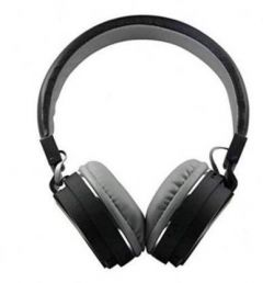 High-Quality Material Bluetooth OR_ SH 12 Headphone For all Smart Phones (Black)