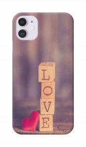 Love Box Printed Attractive and Unique Design I Phone 11 Mobile Cover