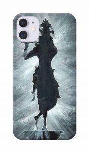 Jai Shree Krishna Printed Attractive and Unique Design I Phone 11 Mobile Cover