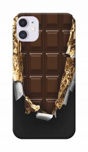 Chocolate Printed Attractive and Unique Design I Phone 11 Mobile Cover