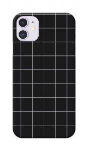 Black Box Printed Attractive and Unique Design I Phone 11 Mobile Cover