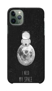 Panda on Space Printed Stylish and Attractive Design Mobile Back Cover For I Phone 11 Pro Max