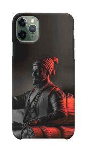 Shiva Ji Maharaj Printed Stylish and Attractive Design Mobile Back Cover For I Phone 11 Pro Max
