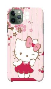 Baby Cat Printed Stylish and Attractive Design Mobile Cover For I Phone 11 Pro Max
