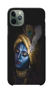 God Krishna Printed Stylish and Attractive Design Mobile Cover For I Phone 11 Pro Max