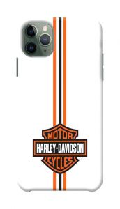 Motor Harley Davidson Printed Stylish and Attractive Design Mobile Cover For I Phone 11 Pro Max