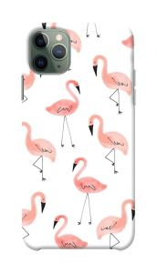 Love Bird Printed Stylish and Attractive Design Mobile Cover For I Phone 11 Pro Max