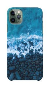 Water Stone Printed Stylish and Attractive Design Mobile Cover For I Phone 11 Pro Max