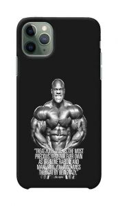 Body Builder Printed Stylish and Attractive Design Mobile Cover For I Phone 11 Pro Max