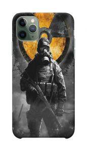 Black Commando Printed Stylish and Attractive Design Mobile Cover For I Phone 11 Pro Max