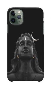 Mahadev Printed Stylish and Attractive Design Mobile Cover For I Phone 11 Pro Max
