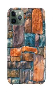 Colorful Stone Printed Stylish and Attractive Design Mobile Back Cover For I Phone 11 Pro Max
