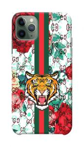 Tiger Rose Printed Stylish and Attractive Design Mobile Back Cover For I Phone 11 Pro Max