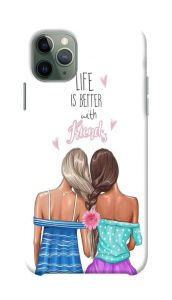 Girls Printed Stylish and Attractive Design Mobile Back Cover For I Phone 11 Pro Max