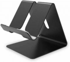High-Quality Metal Mobile Stand Holder Compatible With all Smart Phone (Black)