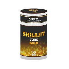 Cipzer Shilajit Ultra Gold Stamina Capsule for Men (30 Capsules)