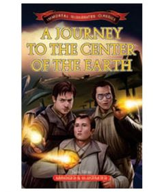 A Journey to the Centre of the Earth (Immortal Illustrated Classics)