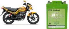 Amaron ABR-PR-12APBTX25 2.5Ah Battery Suitable For Passion 2.5 Ah Battery for Bike