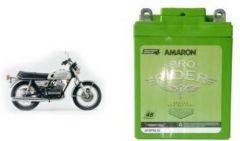 Amaron ABR-PR-12APBTX25 2.5Ah Battery Suitable For Rajdoot STD 2.5 Ah Battery for Bike