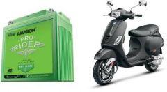 Amaron ABR-PR-12APBTX50 5Ah Battery Suitable For Piggeo Vespa 5 Ah Battery for Bike