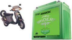 Amaron ABR-PR-12APBTX50 5Ah Battery Suitable For ZX 5 Ah Battery for Bike
