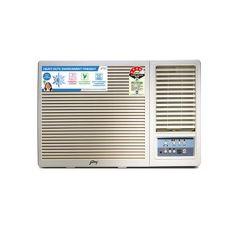 Godrej 3-Star Fixed Speed Window Air Conditioners |GWC 18UTC3 WSA| (1.5 Ton)