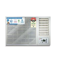 Godrej 5-Star Inverter Window Air Conditioners |GVC 18DTC5 WSA| (1.5 Ton)