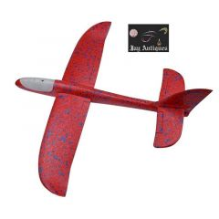 Plastic Hand Launch Throwing Glider, Eva Aircraft Epp Airplane Toy For Your Kids (Pack Of 1)