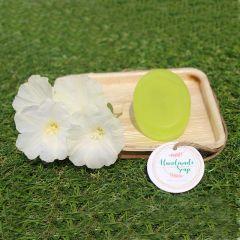 Origin By Devarshi 100% Pure Natural Aloe Vera Soap - 100gm (Pack of 1)