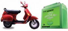Amaron Battery Suitable For Supremo 5 Ah Battery for Bike ABR-PR-12APBTX50 5Ah