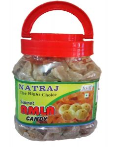 NATRAJ THE RIGHT CHOICE AMLA Candy Sweet 400gm