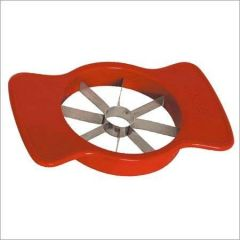 Apple Cutter Slicer with Push Handle Unbreakable Removes Center (Pack of 1)