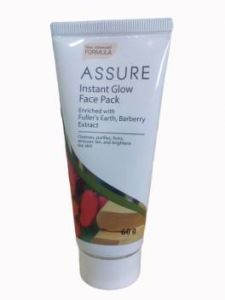 Assure Instant Glow Face Pack  (60 g)
