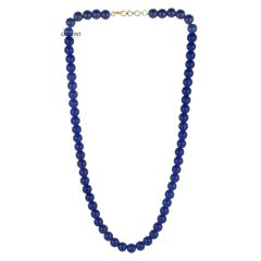 CATALYST Stylish and Designer Pearl Necklace For Women & Girls (Blue)
