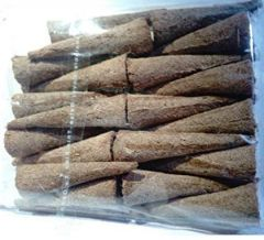 Astroyou 100% Natural Eco-friendly Pure Natural Cow Dung Gobar Incense Cone Herbal Dhoop, (Pieces-60)